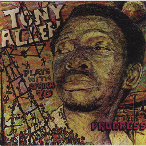 Tony Allen plays with Afrika 70 - Progress