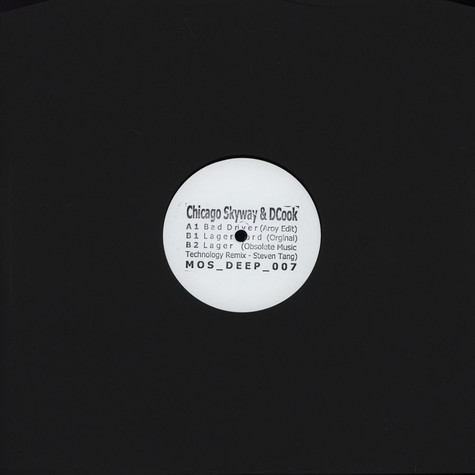 Chicago Skyway & DCOOK - Lager EP