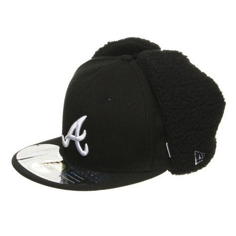 New Era - Atlanta Braves DWR Dog Ear Cap