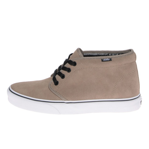 5393d5c7a7 Vans - Chukka Boot Suede (Suede Dn   Tr White)