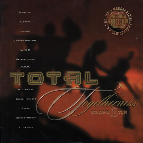 V.A. - Total Togetherness Volume 10