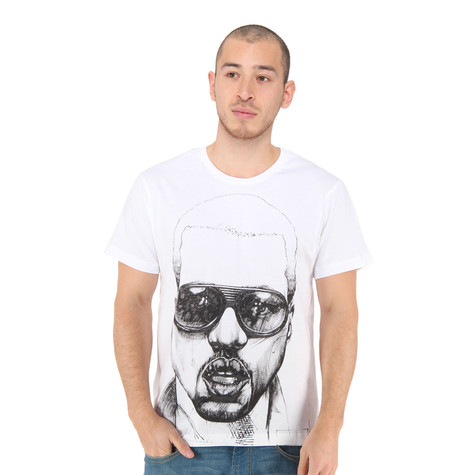 Kanye West - Ink Sketch T-Shirt