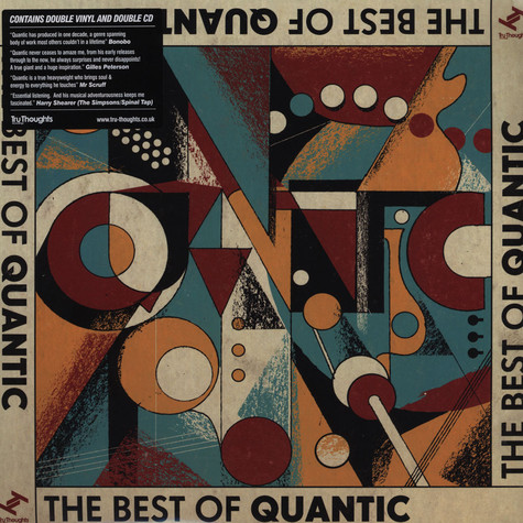Quantic - The Best Of Quantic
