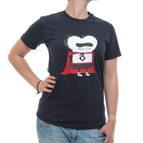 Cleptomanicx - Super Toast Women T-Shirt