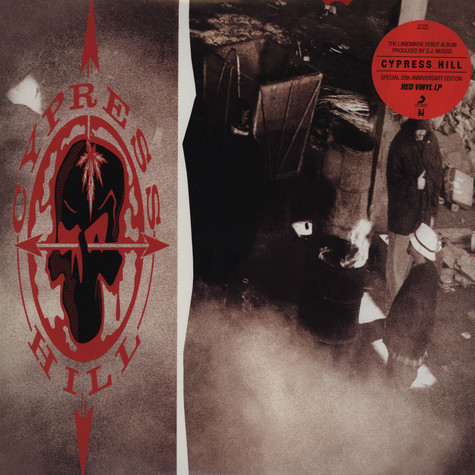 Cypress Hill - Cypress Hill Red Vinyl Edition