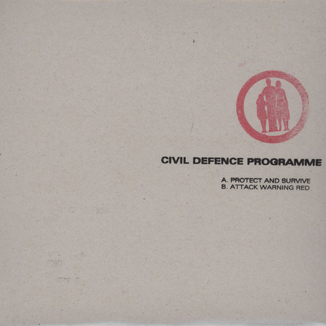 Civil Defence Programme - Protect And Survive