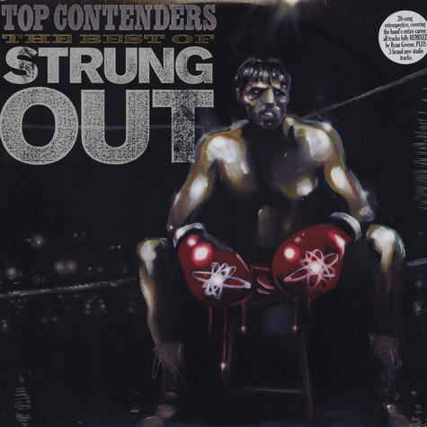 Strung Out - Top Contenders - The Best Of Strung Out
