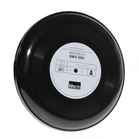 HHV - Record Frisbee