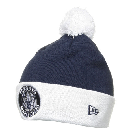 New Era - Toronto Maple Leafs VC Circle Knit Beanie