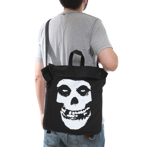 Misfits - Skull Satchel Bag