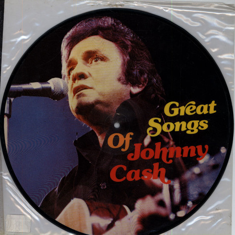 Johnny Cash - Great Songs Of Johnny Cash