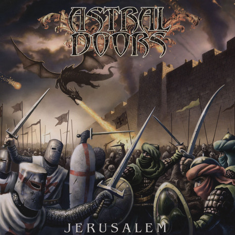 Astral Doors - Jerusalem