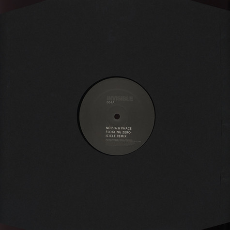 V.A. - Invisible 004 EP
