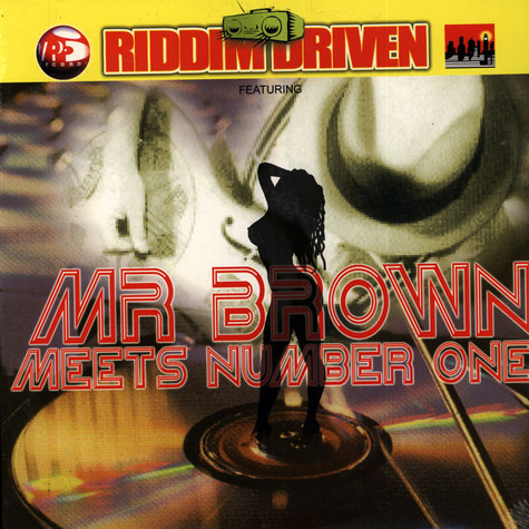 Riddim Driven - Mr. Brown Meets Number One