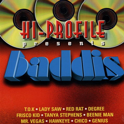 V.A. - Hi-Profile presents Baddis