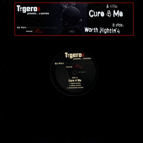 No More Distractions Featuring Thoro - Cure 4 Me