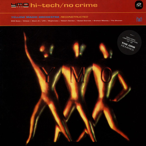 Yellow Magic Orchestra - Hi-Tech / No Crime