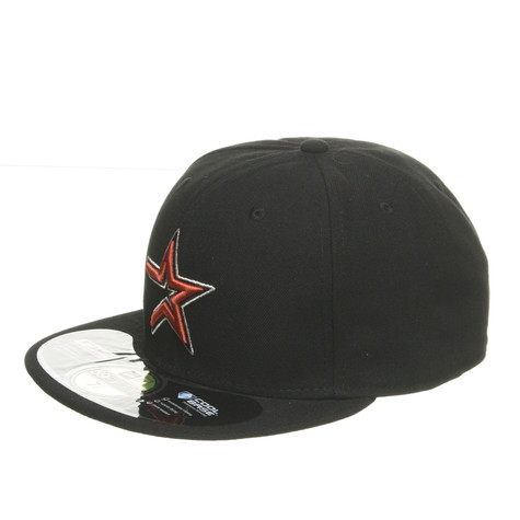 New Era - Houston Astros Authentic 5950 Performance Cap
