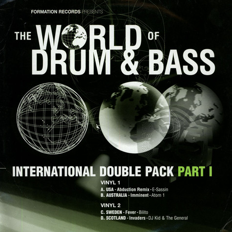 V.A. - The World Of Drum And Bass Part I