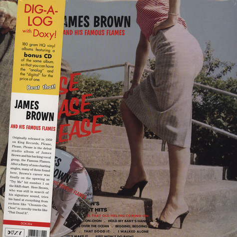 James Brown & His Famous Flames - Please, Please, Please