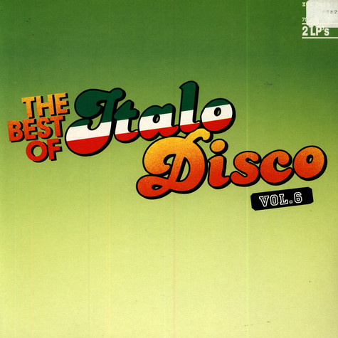 V.A. - The Best Of Italo-Disco Vol. 6