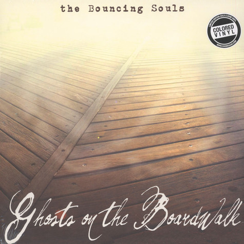 Bouncing Souls, The - Ghosts On The Boardwalk