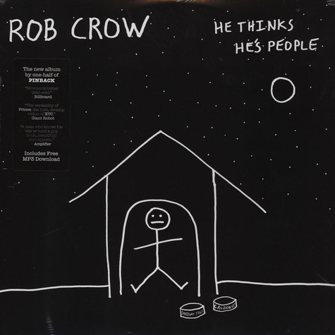 Rob Crow - He Thinks He's People