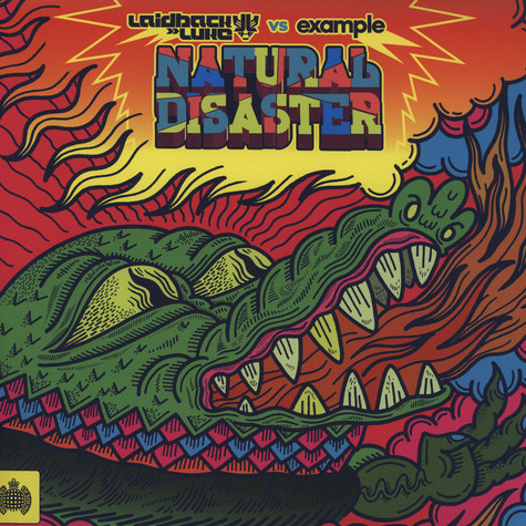 Laidback Luke VS Example - Natural Disaster