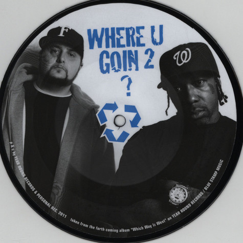 MC Eiht x Brenk Sinatra - Where U Goin 2