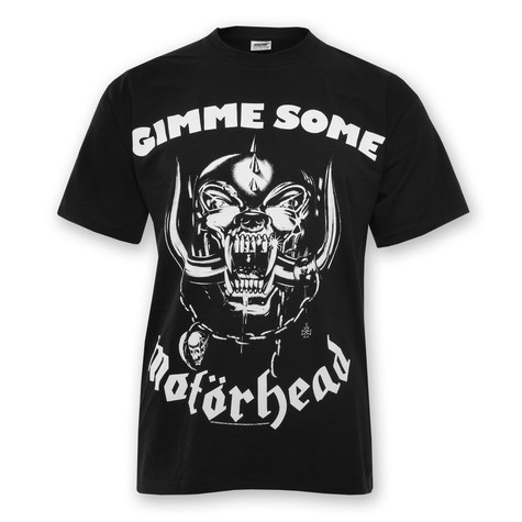Motörhead - Gimme Some T-Shirt