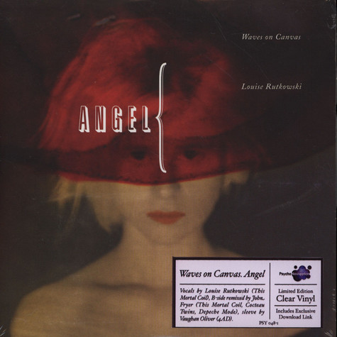 Waves On Canvas - Angel