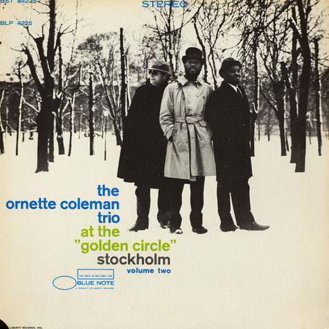 "Ornette Coleman Trio, The - At The ""Golden Circle"" Stockholm - Volume One"