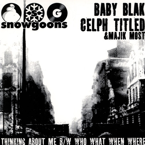 Snowgoons - Thinking About Me