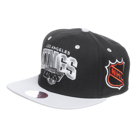 Mitchell & Ness - Los Angeles Kings NHL Arch 2 Tone Snapback Cap