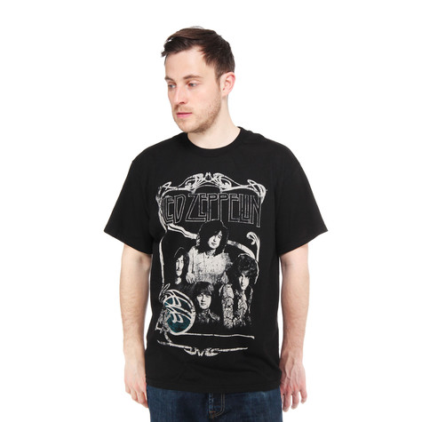 Led Zeppelin - Good Times, Bad Times T-Shirt