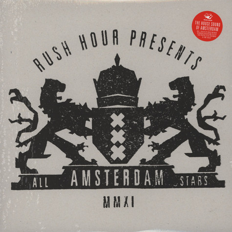 Rush Hour presents - Amsterdam All Stars