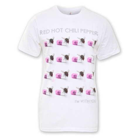 Red Hot Chili Peppers - One Day At A Time T-Shirt