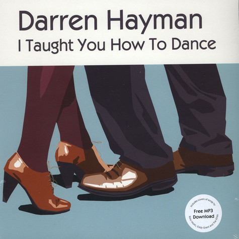 Darren Hayman - I Taught You How To Dance EP