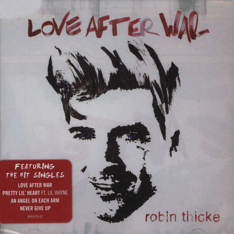 Robin Thicke - Love After War Deluxe Version