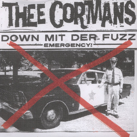 Thee Cormans - Down Mit Der Fuzz