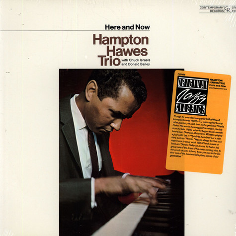 Hampton Hawes Trio - Here And Now