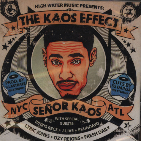 Señor Kaos - The Kaos Effect