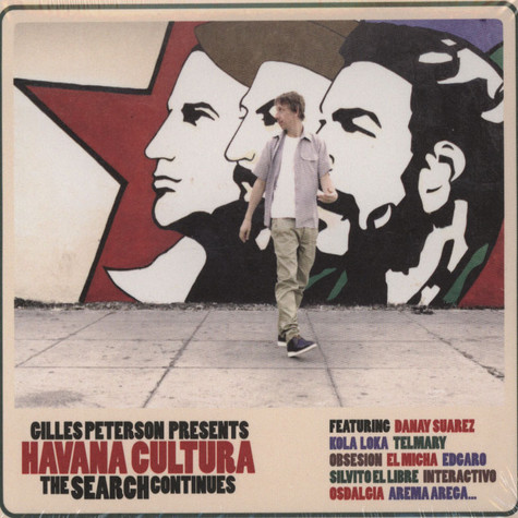 Gilles Peterson - Havana Cultura: The Search Continues
