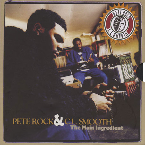 Pete Rock & CL Smooth - The Main Ingredient Deluxe Edition