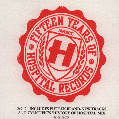 V.A. - 15 Years Of Hospital Records