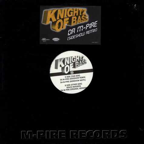 Knightz Of Bass - Da M-Pire (Sideshow Remix)