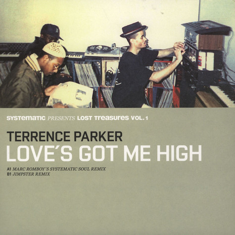 Terrence Parker - Love's Got Me High
