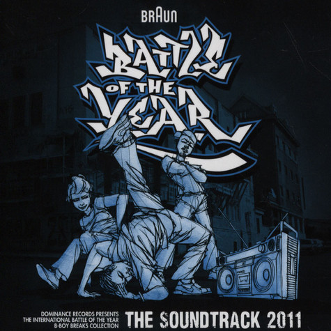 International Battle Of The Year - 2011 - The Soundtrack