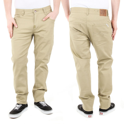 LRG - Core Collection SS 5 Pocket Twill Pants