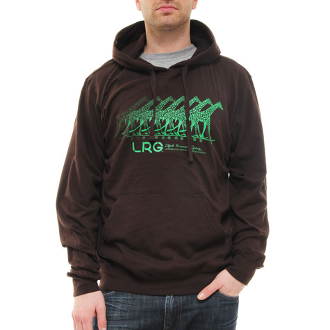 LRG - Action Giraffe Son Pullover Hoodie